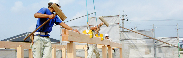 知立市・高浜市で自社大工が一戸建てを責任施工