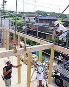みよし市で家を建てるなら自社大工の中垣建設