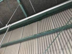 豊田市 鉄骨工場 建物の断熱工事
