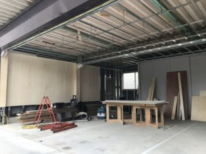 豊田市 倉庫の内装をリフォーム工事