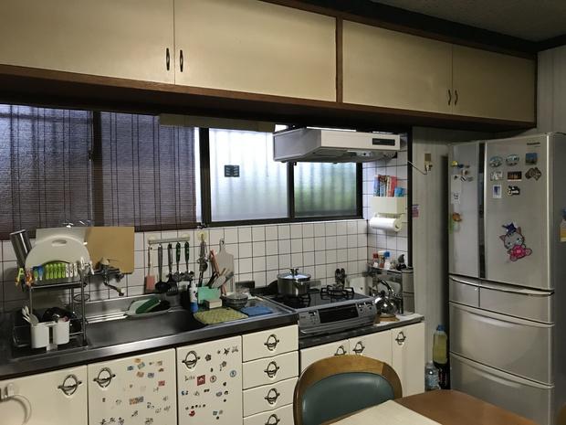 キッチンリフォーム・外部改修工事 N様【完了】