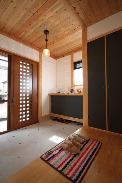 日進市の自然素材の健康住宅・注文住宅の施工事例