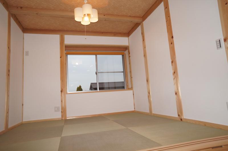 知立市の新築一戸建て施工事例 和室