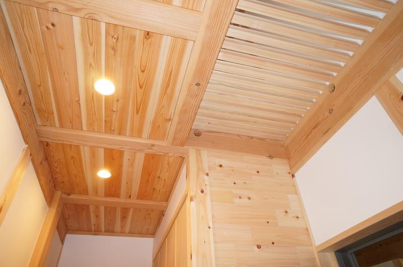 豊田市のガレージ付きハウス・健康住宅の建築事例