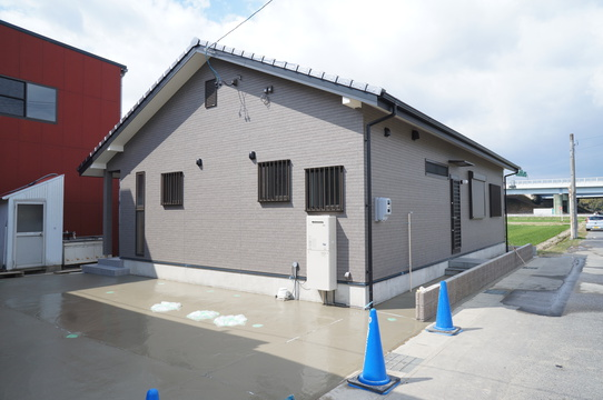 豊田市の平屋の注文住宅建築事例