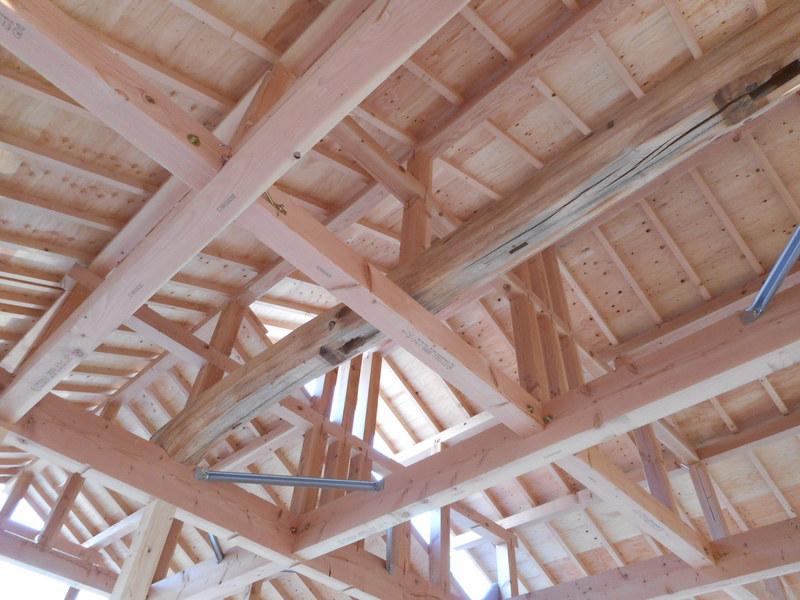 刈谷市の和風の平屋の家 構造