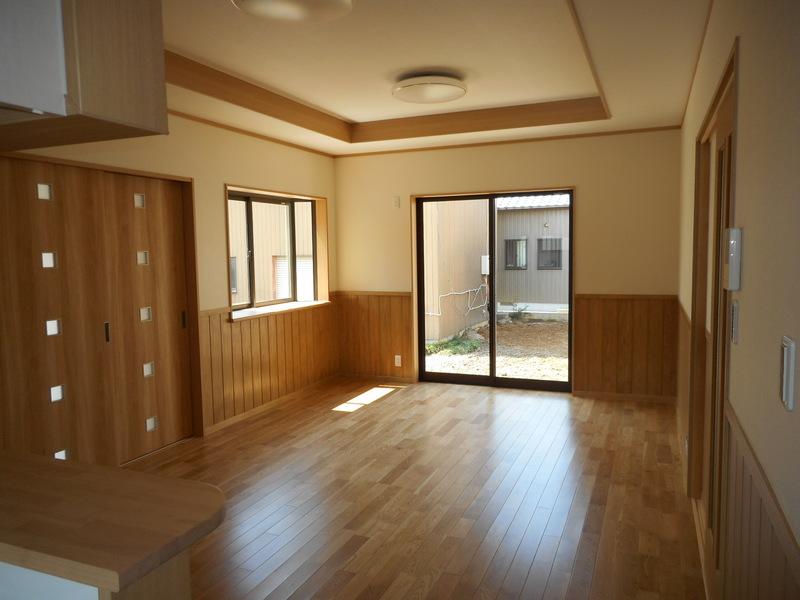 刈谷市の落ち着いた平屋住宅