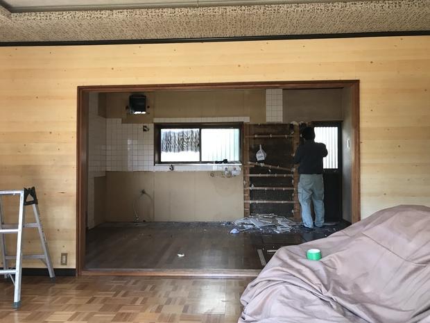 木造一戸建て キッチンリフォーム M様邸 【完了】