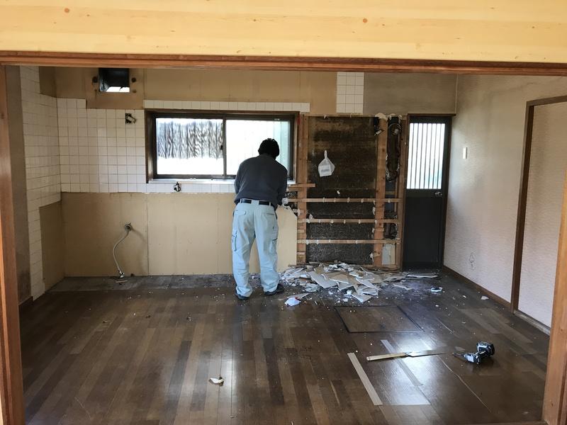 豊田市 キッチンリフォーム・台所リフォームの施工事例