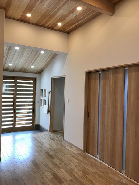 豊田市での室内のリフォーム工事の施工事例