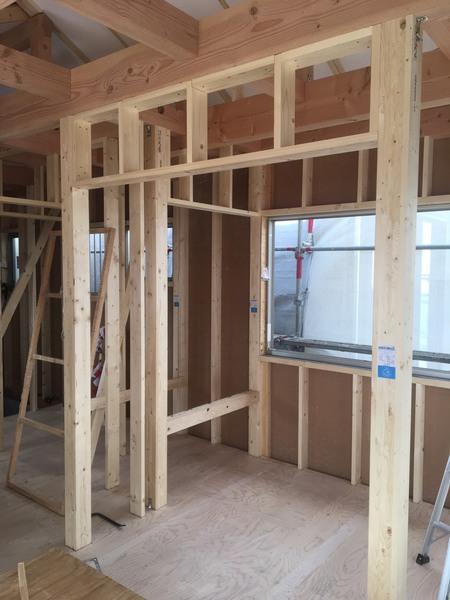 知立市 ロフト付きの平屋住宅を建築