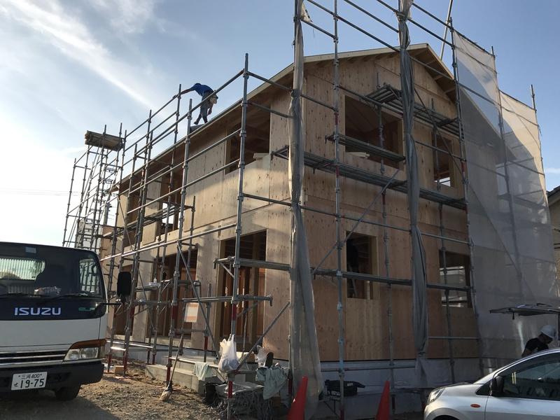 知立市 自然素材で注文住宅を建てる
