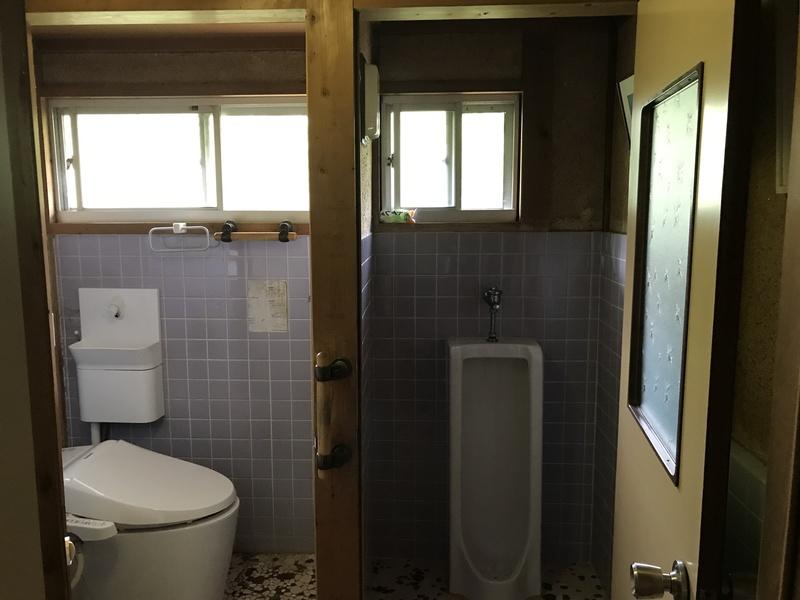 豊田市 トイレとトイレの床をリフォーム