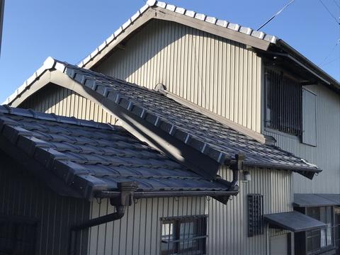 屋根工事 屋根葺き替え