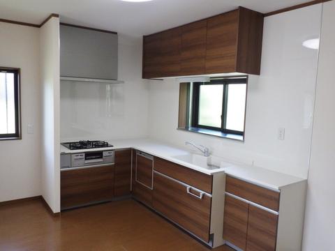一戸建て キッチン+LDK改修