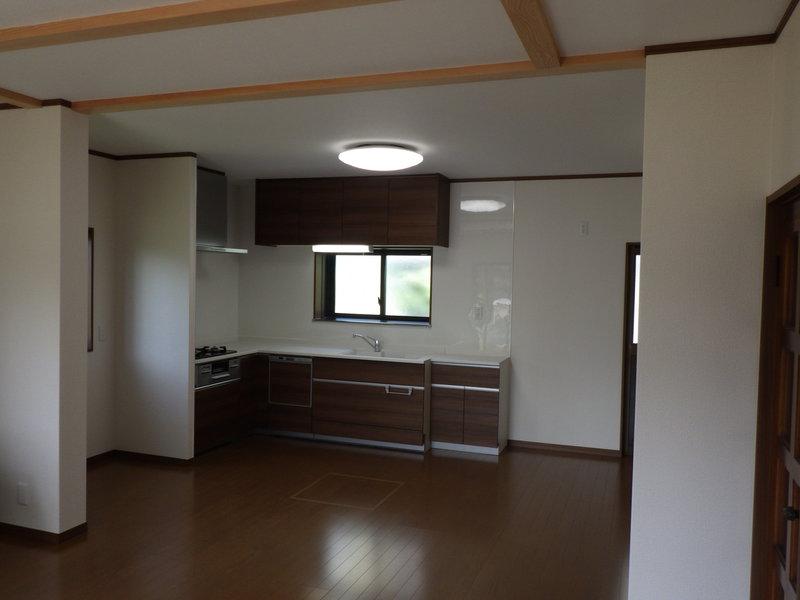 豊田市のキッチン・台所リフォームの施工事例