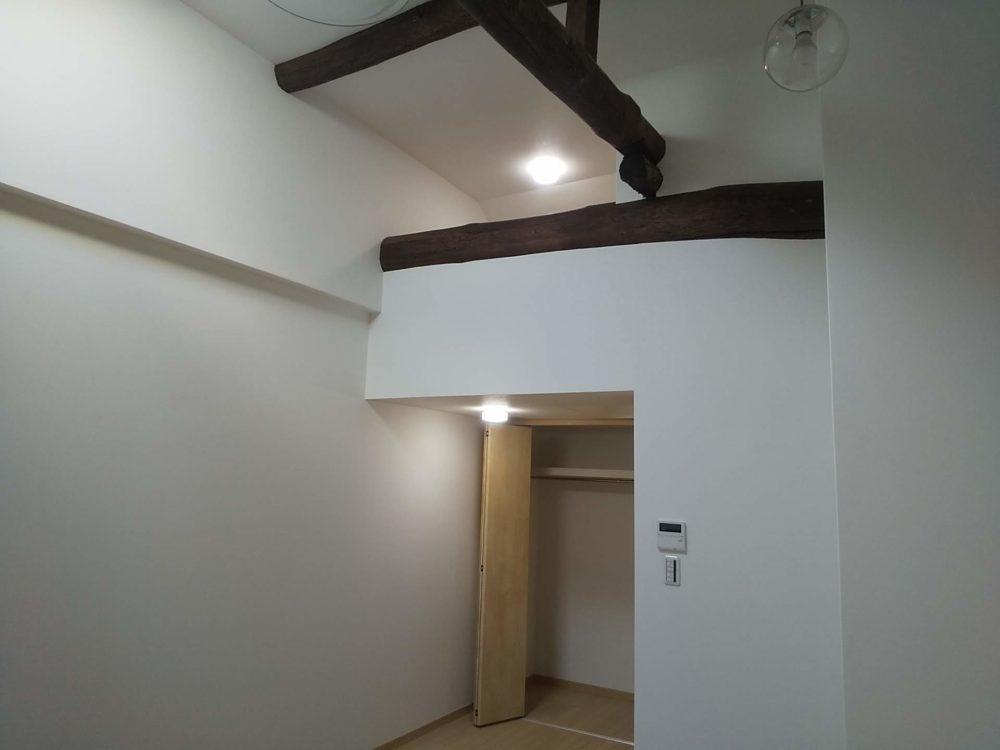 豊田市の自然素材の二世帯住宅