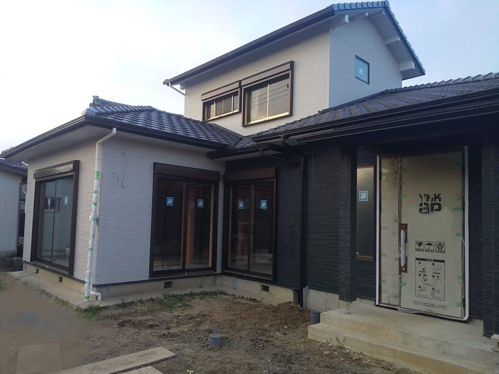木造住宅新築+既設大規模改修