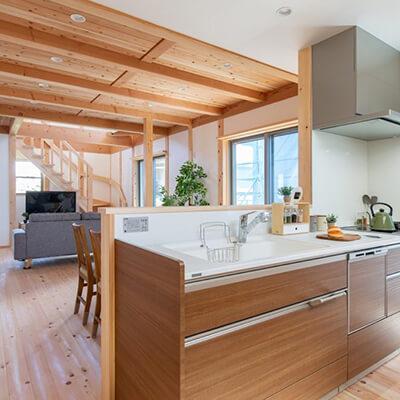 豊田市で注文住宅を建てるコンセプト