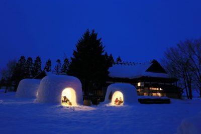 冬季休暇のおしらせ