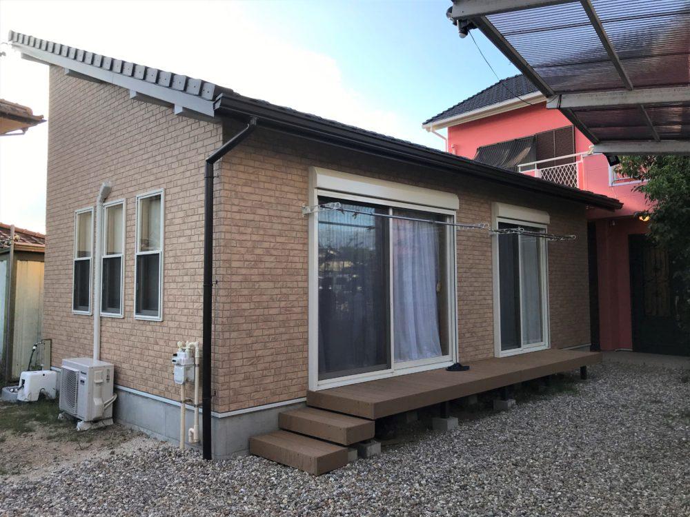 広々ロフトのある平屋の住い【工事完了】
