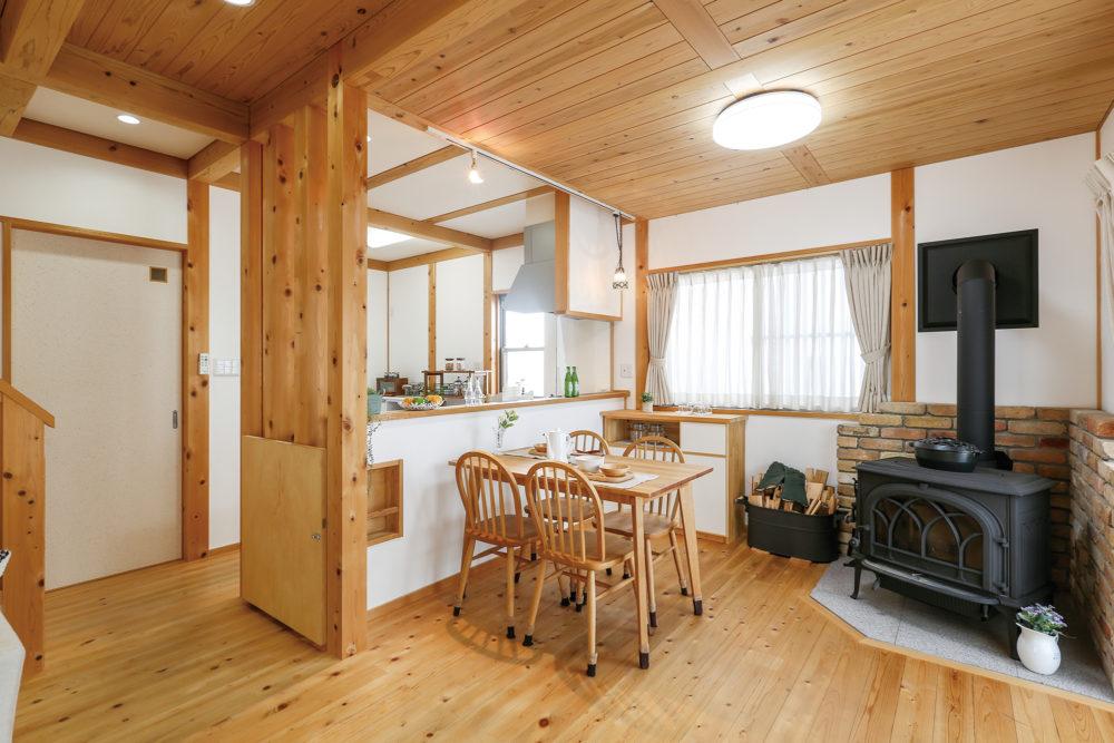 雨楽な家モデルハウスリニューアル記念(2) 築10年。「木の家」の歴史は、これから