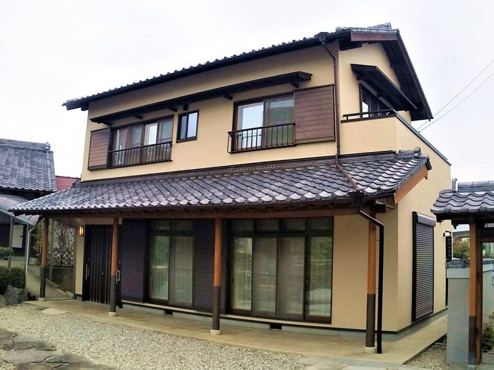 本格木造住宅の総合リフォーム